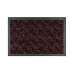 Fussmatte Graphit rot 60x90 cm Bild 1
