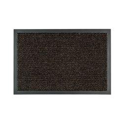 Fussmatte Graphit braun 90x150 cm