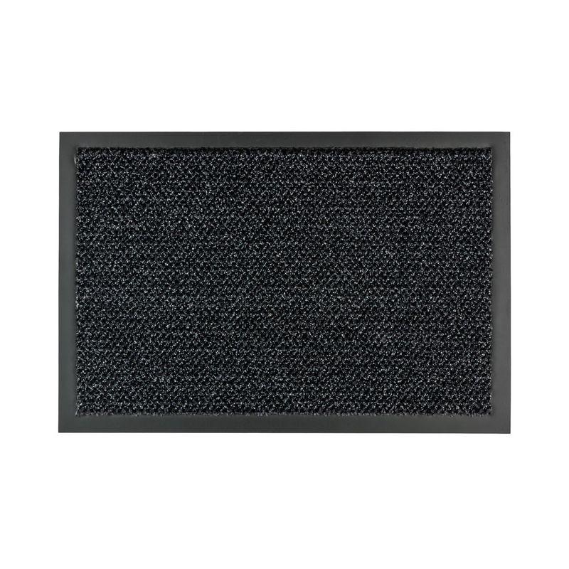 Fussmatte Graphit grau 40x60 cm