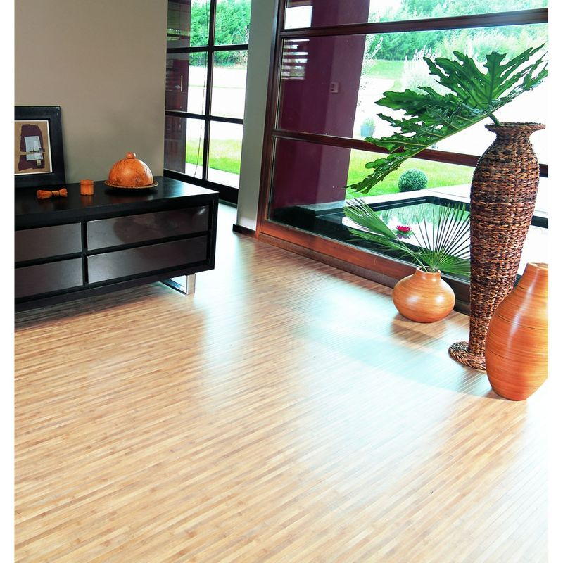 PVC Boden Gerflor Booster Bamboo Beige 0471 | 4m