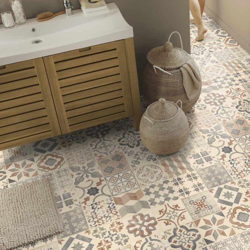 pvc boden tarkett exclusive 240 retro almeria natural 2m bodenbel ge pvc belag 2 00 m rollenbreite. Black Bedroom Furniture Sets. Home Design Ideas
