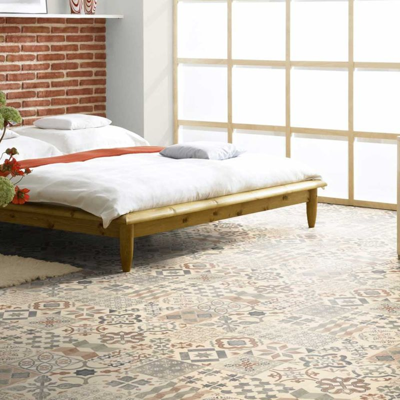 PVC Boden Tarkett Exclusive 240 Retro Almeria Natural Designbeispiel 3