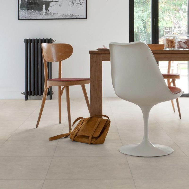 PVC Boden Gerflor Home Comfort 1554 Living Light Grey | 2m