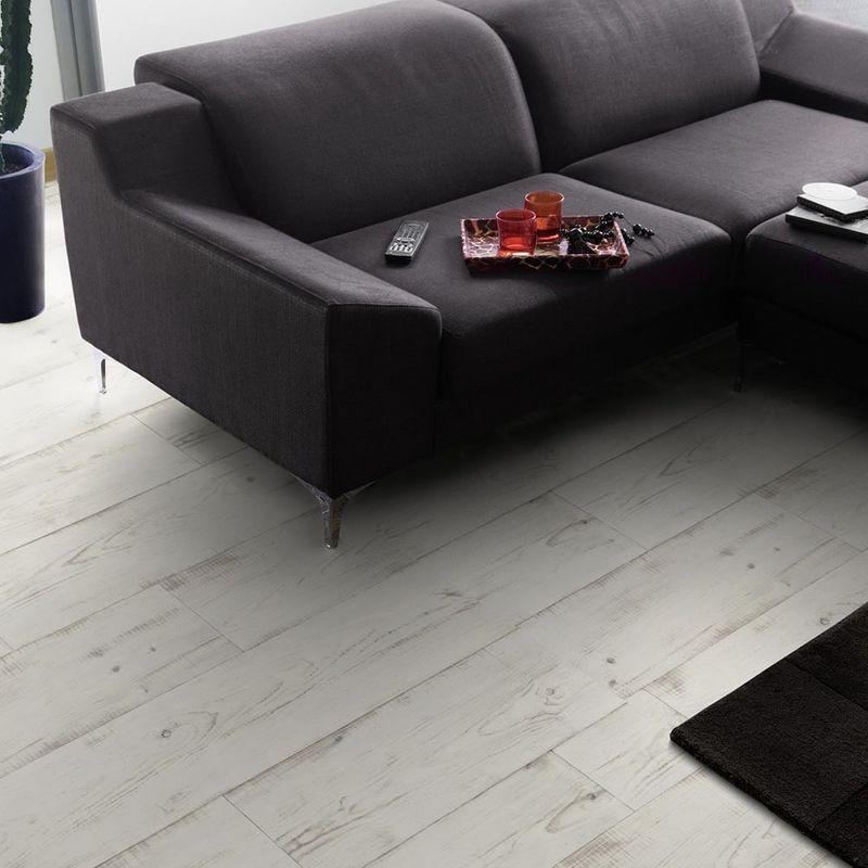 PVC Boden Gerflor Home Comfort 1536 Keywest Blanc |4m