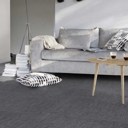 PVC Boden Gerflor Primetex 1608 Tweed Silver Grey | 2m