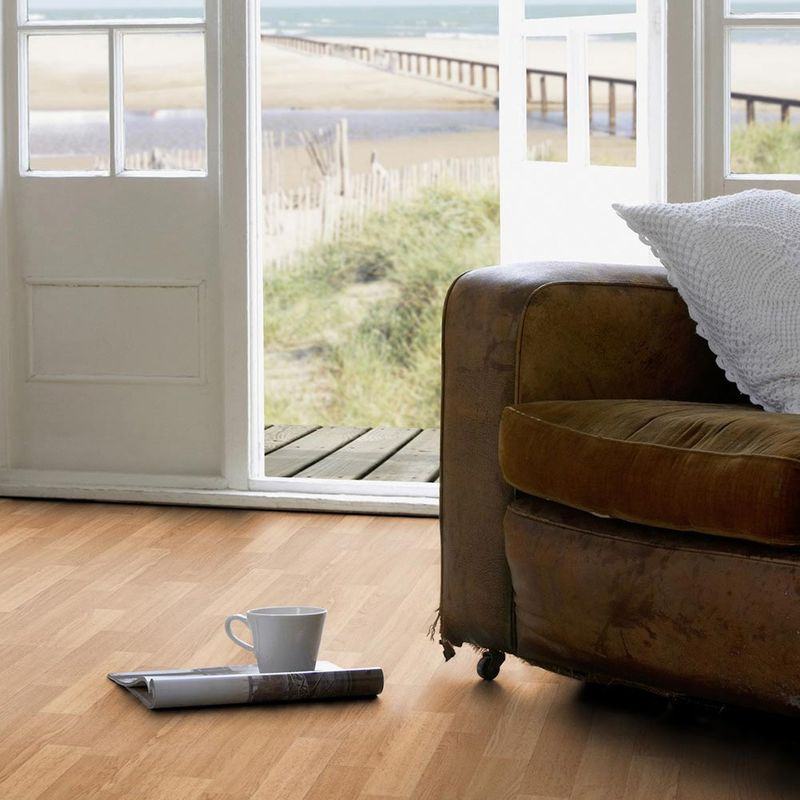 pvc boden gerflor texline classic 0402 manitoba eiche 2m bodenbel ge pvc belag 2 00 m rollenbreite. Black Bedroom Furniture Sets. Home Design Ideas