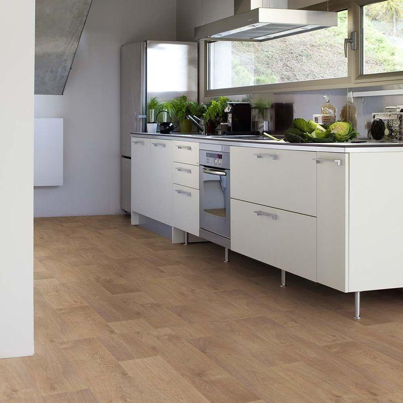 PVC Boden Gerflor Texline Concept 1740 Designbeispiel