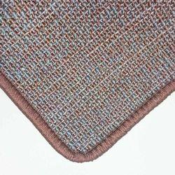 Sisalteppich mit Umkettelung und Fleckschutz Salvador Rosenholz 12 | Wunschmaß