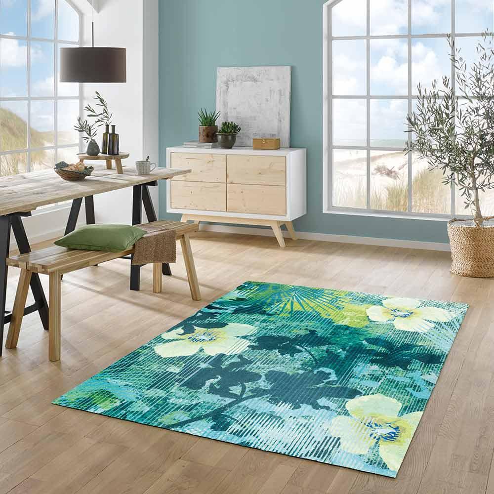 fu matte wash dry decor amazonia 140x200 cm fu matten. Black Bedroom Furniture Sets. Home Design Ideas