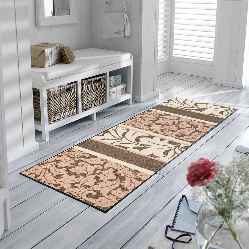 fu matte wash dry design sinfonia rose 60x180 cm fu matten. Black Bedroom Furniture Sets. Home Design Ideas