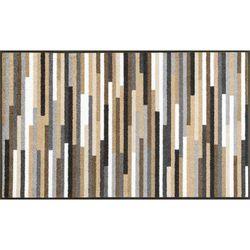 Fußmatte wash+dry Design Mikado Stripes Nature 75x120 cm