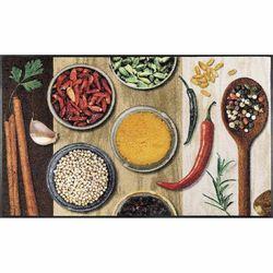 Fußmatte wash and dry Design Hot Spices 75x120 cm