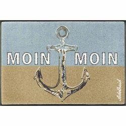 Fußmatte wash+dry Design Moin Moin 50x75 cm