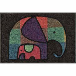 Fußmatte wash+dry Design Elephant Mum 50x75 cm
