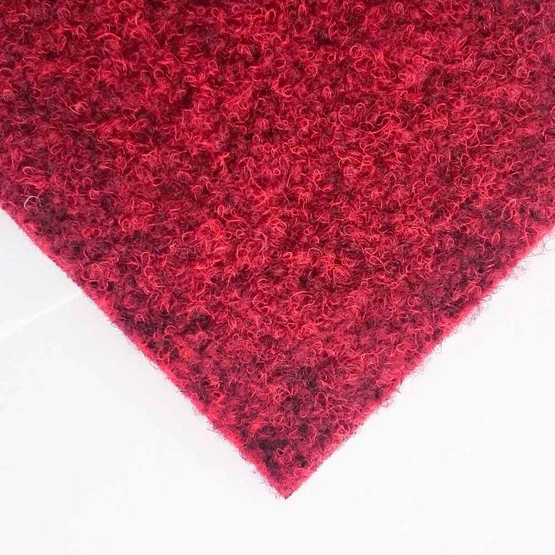livingfloor® Kunstrasen Vliesrasen mit Noppen Rot in 1,50 m Breite, Länge variabel Meterware Bild 1