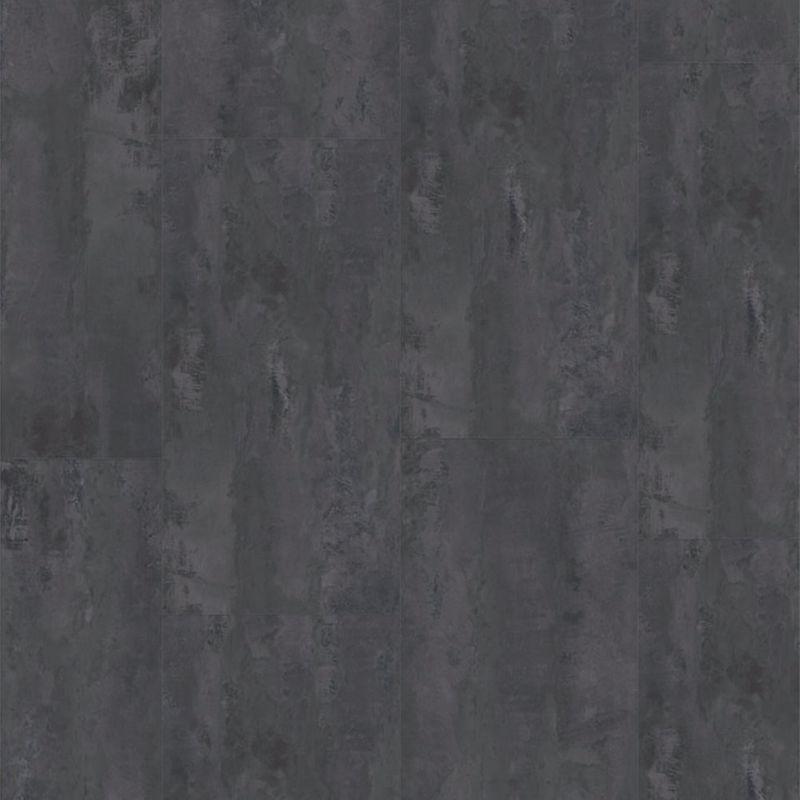 Klick Vinyl Fliese Tarkett Starfloor Click 55 PLUS | Rough Concrete Black 1,46 m²