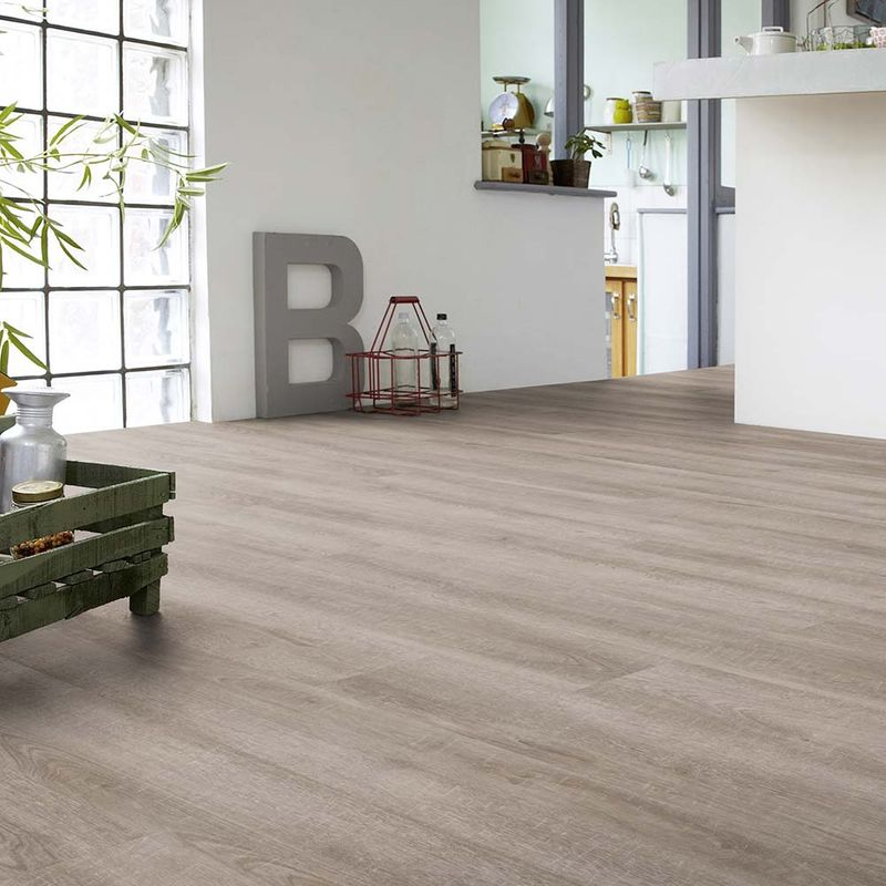 Klick Vinyl Tarkett Starfloor Click 55 | Antik Oak Middle Grey 1,79 m²