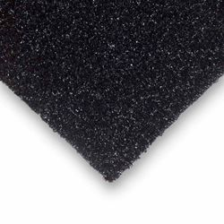 Reststück Kunstrasen Diamond Black | 1,70x1,60 m
