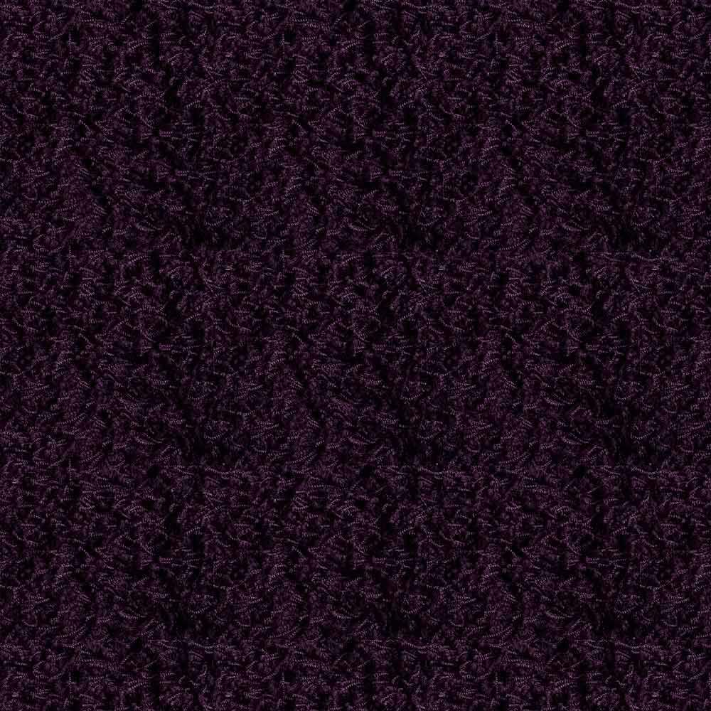 restst ck shaggy teppich alexis lila 3 00x1 50 m sonderposten teppiche. Black Bedroom Furniture Sets. Home Design Ideas