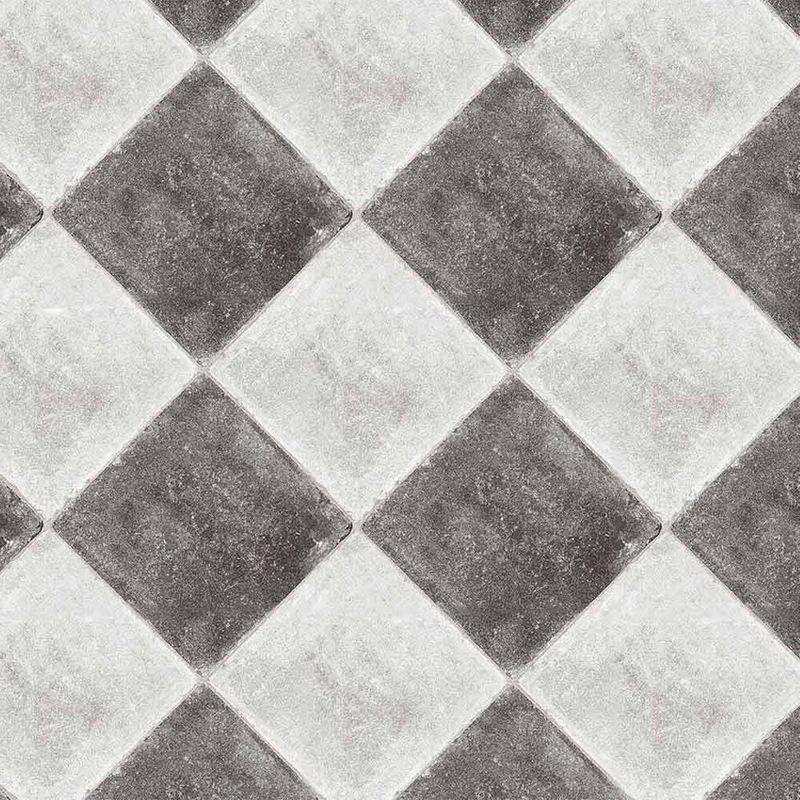 Reststück PVC Tarkett 280T Chesstone Black | 1,00x4,00 m Bild 2