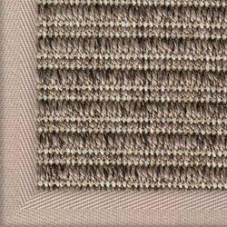 Outdoor Teppich Sylt Des. 807 Nerz 065 mit Bordüre | Wunschmaß
