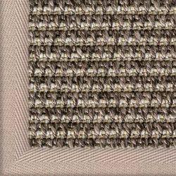 Outdoor Teppich Sylt Des. 803 Nerz 065 mit Bordüre | Wunschmaß