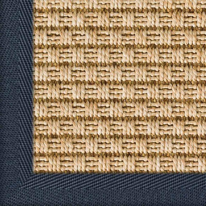Outdoor Teppich Sylt Des. 803 Beige 001 mit Bordüre | Wunschmaß Bild 5