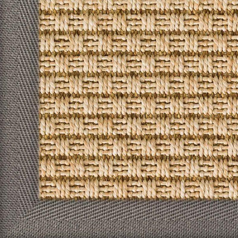 Outdoor Teppich Sylt Des. 803 Beige 001 mit Bordüre | Wunschmaß Bild 6