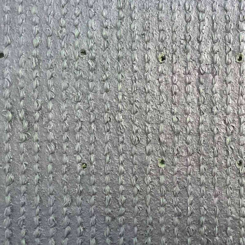 Kunstrasen Arcadia Grün Rücken