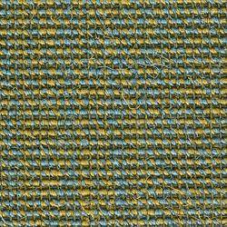 Sisal Teppichboden Salvador Blau-Grün 36 | 4,00 m