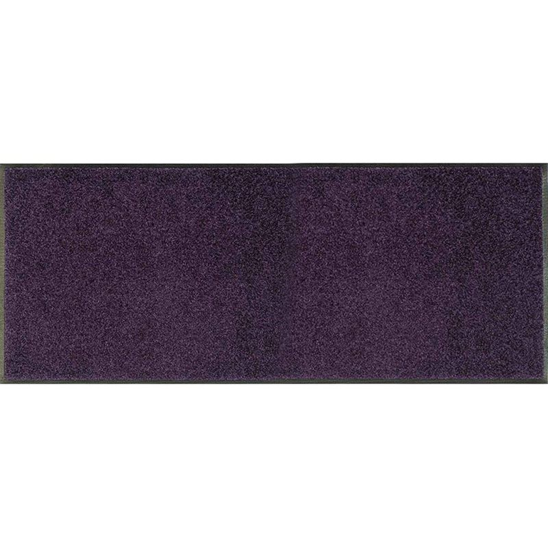 Fussmatte wash+dry Trend-Colour Velvet Purple 75x190 cm