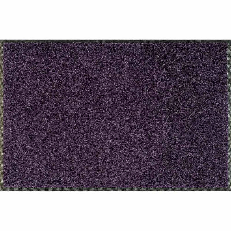 Fussmatte wash+dry Trend-Colour Velvet Purple 75x120 cm