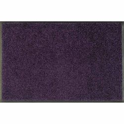 Fussmatte wash and dry Trend-Colour Velvet Purple 60x90 cm