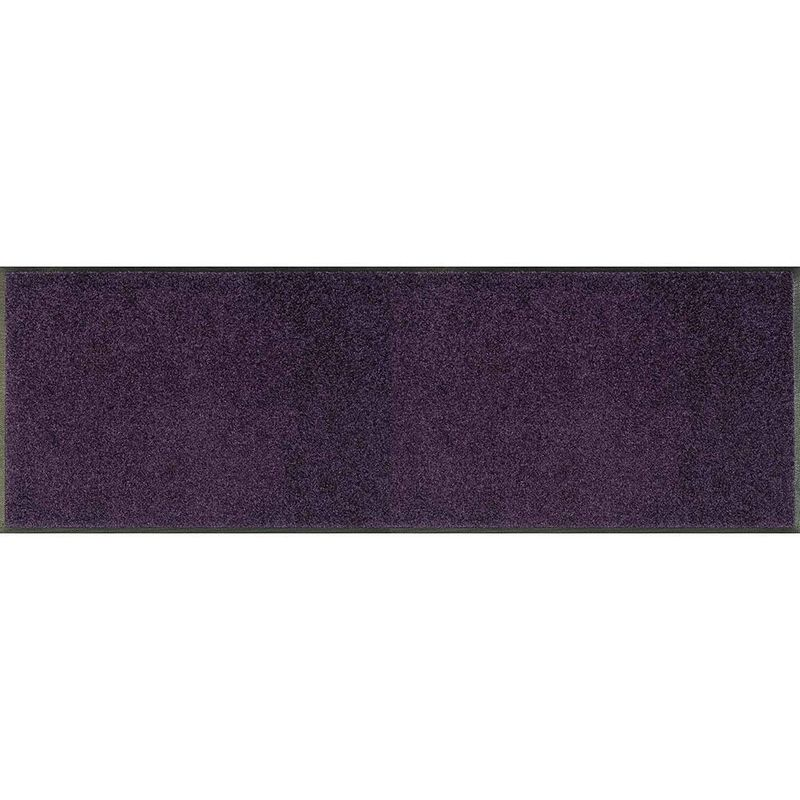 Fussmatte wash+dry Trend-Colour Velvet Purple 60x180 cm