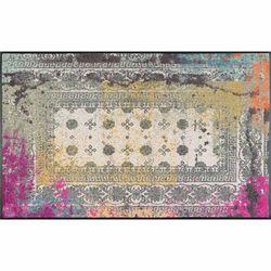 Fussmatte wash+dry Design Taza pink 75x120 cm