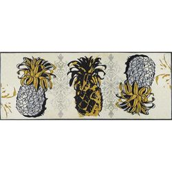 Fussmatte wash+dry Design Golden Pineapple 75x190 cm