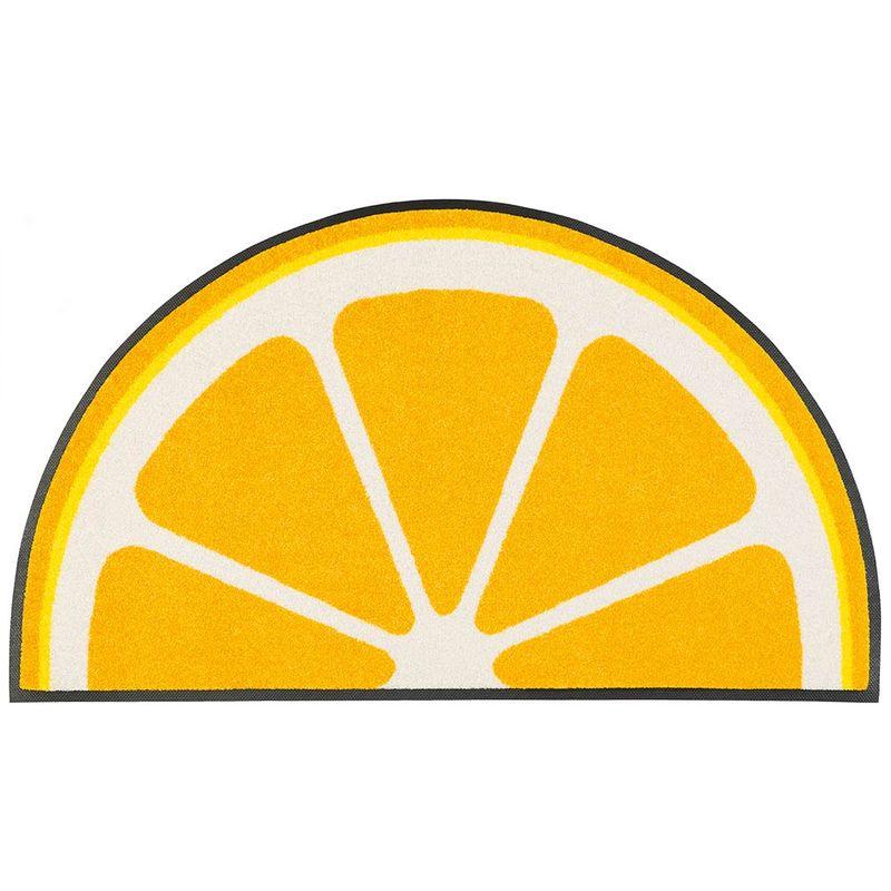 Fussmatte wash+dry Design Lemon 50x85 cm