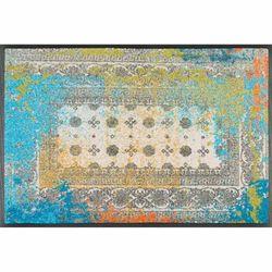 Fussmatte wash+dry Design Taza blue 50x75 cm