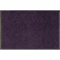 Fussmatte wash and dry Trend-Colour Velvet Purple