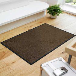 Fussmatte wash and dry Trend-Colour Brown Designbeispiel