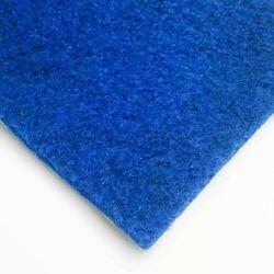 Kunstrasen Rasenteppich Patio Blau Detail