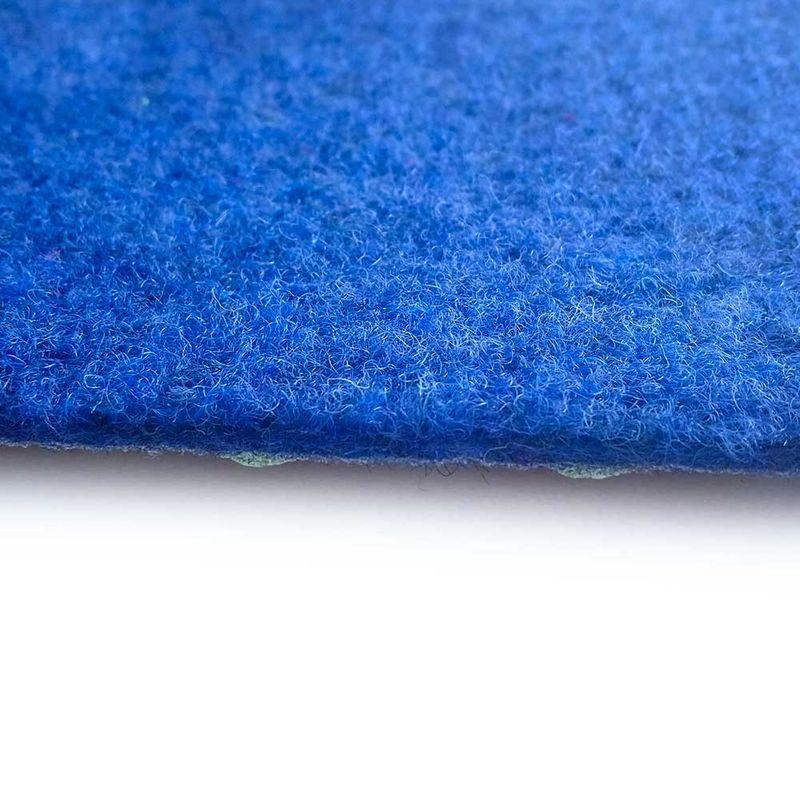Kunstrasen Rasenteppich Patio Blau Detail 6