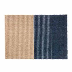 Fussmatte Schöner Wohnen Manhattan Streifen dunkelblau 022