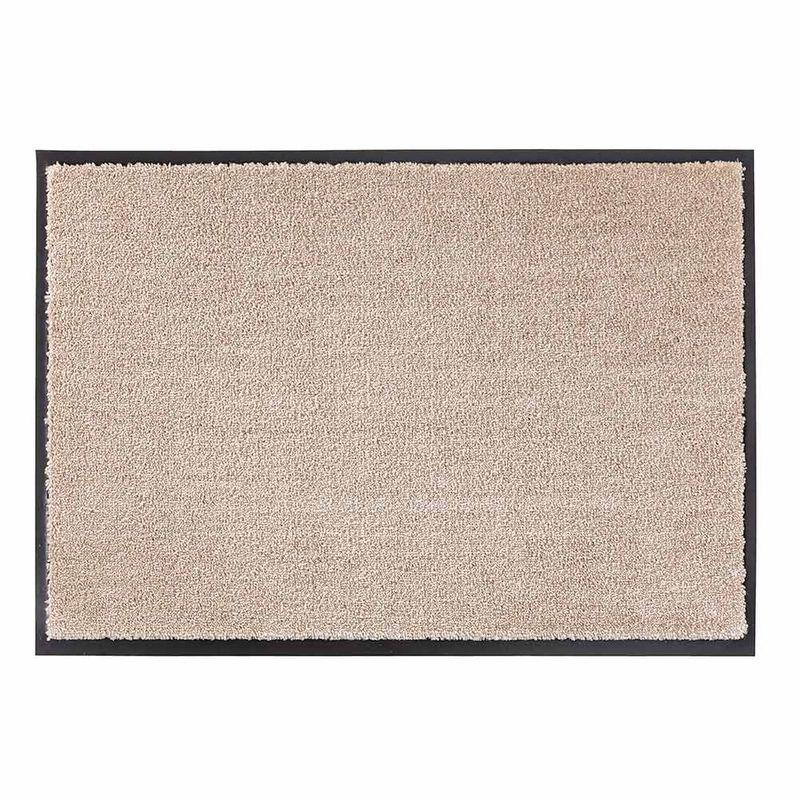 Schöner Wohnen Fussmatte Miami beige 006 | 67x100 cm
