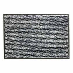Schöner Wohnen Fussmatte Miami Punkte silber 004 | 50x70 cm