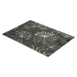 Fussmatte Schöner Wohnen Manhattan Pusteblume grau-mint040 Perspektive