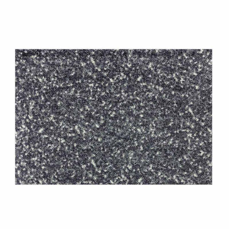 sch ner wohnen fussmatte miami grau 040 67x150 cm. Black Bedroom Furniture Sets. Home Design Ideas