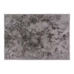 Schöner Wohnen Kunstfellteppich Tender Grau 040 | 160x230 cm