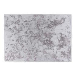 Schöner Wohnen Kunstfellteppich Tender Silber 004 | 130x190 cm