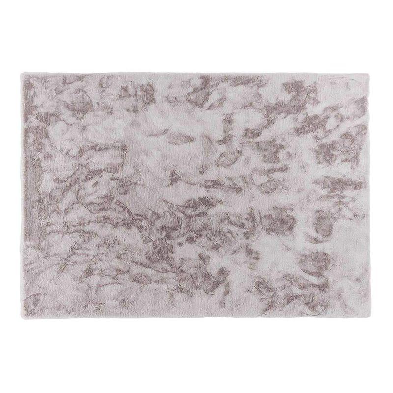 Schöner Wohnen Kunstfellteppich Tender Taupe 084 | 80x150 cm